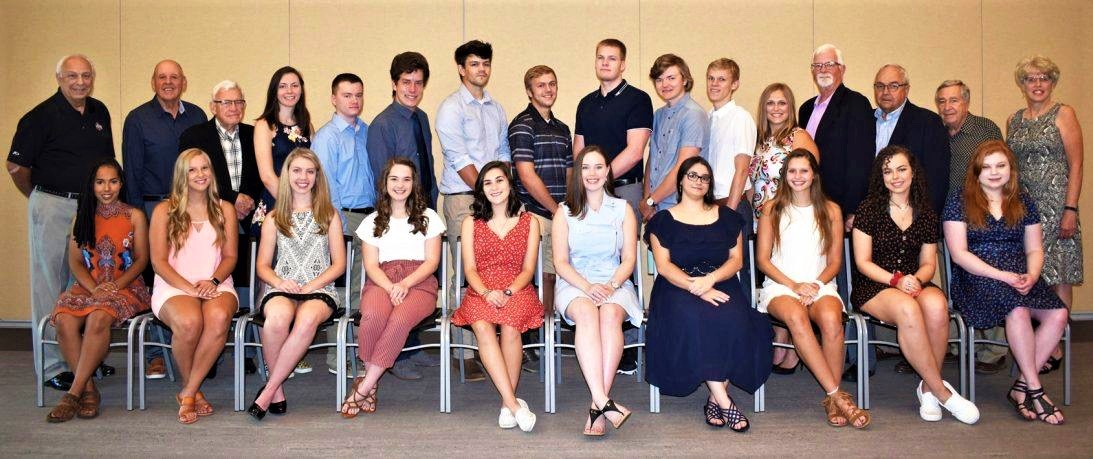 Scholarship 2019 Students